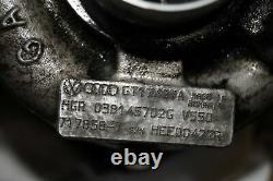038145702gv Turbo Avf Vw Golf Sharan Seat Skoda Octavia 1.9tdi 96kw 130ps