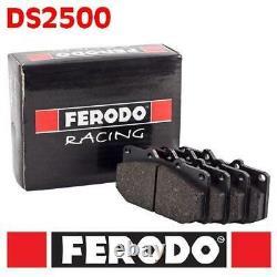 103a-fcp541h Pastiglie Freno Ferodo Racing Ds2500 Volkswagen Golf (4) 1.9 Tdi