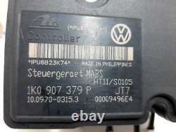 1k0614117h Abs Volkswagen Golf V Berlina 1.9 Tdi (105 Cv) 1053367