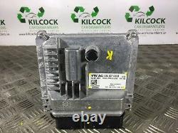 2016 Vw Golf Mk7 Engine Ecu 04l907445b Delphi 28,445,556 Cxxa 1.6tdi Engine 110