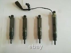 3 Injectors - 1 Pilot Injector Golf 4 1.9 Tdi 110hp 1998