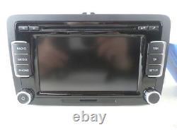 3c8035195 Radio Vw Golf Plus (5m) 1.9 Tdi 77 Kw 105 HP (01.2005-01.2009)