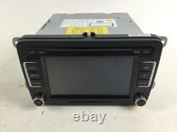 3c8035195a Radio Vw Golf VI (1k) 1.6 Tdi 77 Kw 105 Ch (02.2009-11.2012)