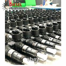 4x Audi A6 2.0 Tdi Bosch Diesel Fuel Injector 0414720404 0414720402 Vw