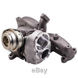 721 021 Turbocharger For Audi Seat Volkswagen 1.9 Tdi 150 Bhp Turbo 110 Kilowatts New