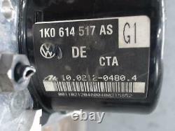 Abs (anti-lock Brakes) Volkswagen Golf 6 1.6 Tdi 16v Tur/r47779702
