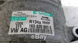 Aircon Compressor Volkswagen Golf Plus Phase 1 1.9 Tdi 105 Diesel / R32832809