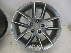Alloy Wheels Lot 7.5jx18h2 And 51 18zoll Vw Golf VI (5k1) 1.6 Tdi 5e0601025