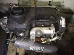 Atd Complete Engine Volkswagen Golf IV Berlina 1.9 Tdi (101 Cv) 123086