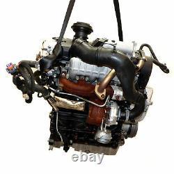 Atd Engine With Turbo 1.9tdi 100ps Skoda Octavia 1u Vw Golf 4 IV Bora Audi A3 8l