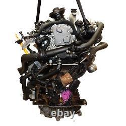 Avq Bkc 1.9tdi Engine With Turbo Vw Caddy 2k Golf 5 Passat 3c Touran 1t Audi A3
