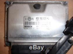 Booting Kit Volkswagen Golf IV 1.9l Tdi 130