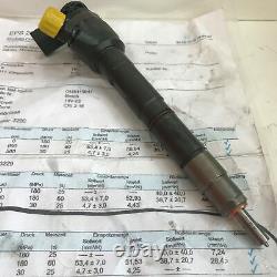 Bosch 0445110647 Injector 03l130277q Audi Vw Skoda Seat Injector 2.0 Tdi