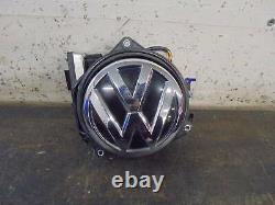 Button Hatchback Opens Vw Golf VII 7 Au 510827469b Mit Rackfahrkamera 1.6tdi 81kw CX