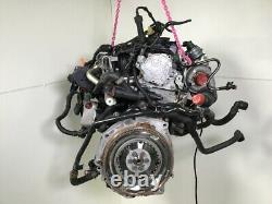 Cay Cayc Engine Without Attachments Vw Golf VI (1k) 1.6 Tdi 77 Kw 105 Ch 02.2009