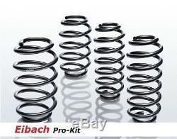 Chassis Springs Eibach Pro Kit Volkswagen Golf 4 (1j) 1.9 Tdi 90 HP