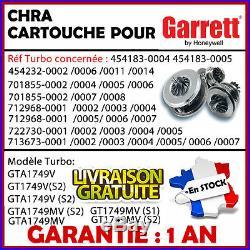 Chra Turbo Cartridge Sharan Volkswagen Beetle Bora Golf 1.9 Tdi 115 HP / 929
