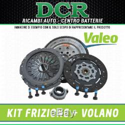 Clutch Kit Steering Wheel And Inertia Valeo 837,397 Volkswagen Eos (1f7,1f8) 2.0 Tdi