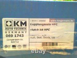 Clutch Volkswagen Golf V Diesel 1.9 Tdi 105 /r37870820