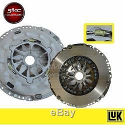 Clutch + Wheel Motor Bi-mass Luk Vw Touran 1.9 Tdi Diesel 600 001 600 1900