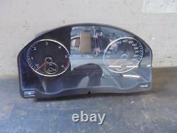 Combined Instrument Tachometer Vw Golf VI 6 5k 5m0920860c 1.6tdi 77kw Cay Cayc