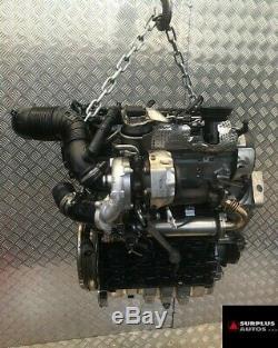 Complete Engine Volkswagen Golf VI 2.0l Tdi 140cv Year 2009 / Cbab