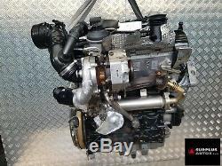 Complete Engine Volkswagen Golf VI Tdi 2.0l / Cbdc