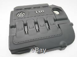 Cover Engine Hood 1.6 2.0 Tdi Vw Passat B8 Golf 7 VII Touran 5t
