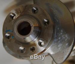 Crankshaft Vw Polo 1.6 Tdi Audi 6r 03l105263 03l101 Original Cayb Cay