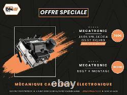 Dsg7 Mechatronics For Box Dq200 Vw Audi Skoda 1.6 Tdi Promo Price