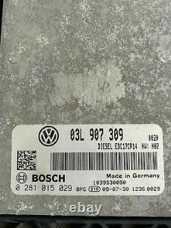 Ecu Engine Calculator A Reprogram Volkswagen Vw Golf 6 Edc17cp14 0281015029