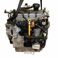 Engine 1.9tdi Bru Bkc Vw Golf 5 V Plus Touran 1t1 Caddy 2k Skoda Octavia II 1z