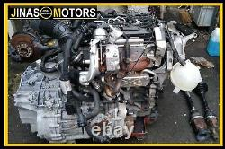 Engine 2.0 Tdi 170 HP 71000 Km 2l Cfg Cfgb Cfga A3 Q3 Tiguan Passat Sharan Golf