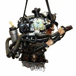 Engine Atd With Turbo 1.9tdi 100ps Skoda Octavia 1u Vw Golf 4 IV Bora Audi A3 8l