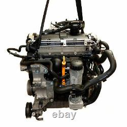 Engine Axr 1.9tdi 100ps Vw Golf IV Bora 1j Audi A3 8l Skoda Octavia 1u 136111km