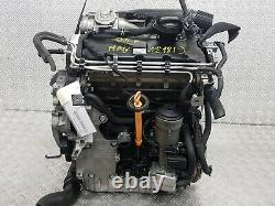 Engine Bxf Volkswagen Golf 5 V / Touran / Leon 1.9tdi 90ch Bxf 147 225 Kms