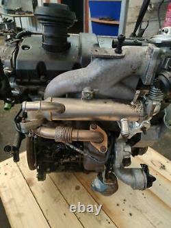 Engine Volkswagen Golf 4 1.9 Tdi 8v Turbo /r50691692