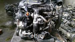 Engine Volkswagen Golf 5 2.0 Tdi 16v Turbo /r48226691