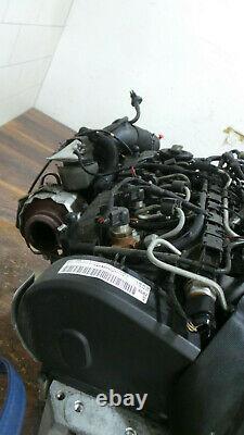 Engine Vw Polo 6r Golf 6 Audi A1 8x Skoda Rapide Fabia 5j 1.6 Tdi 66 77kw Cay