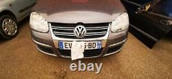 Front Bumper Volkswagen Golf 5 Break 1.9 Tdi 8v Turbo /r46128757