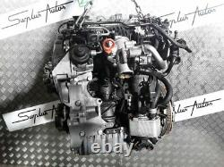 Full Cbbb Used Engine Volkswagen Golf VI 2.0l Tdi 170cv An 2010