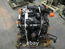 Full Engine Bru Vw Golf 5 2004 1.9 Tdi 90cv 168408 Kms