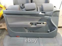 Full Interior Volkswagen Golf 5 1.9 Tdi 8v Turbo /r38225961