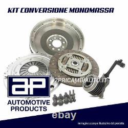 Inertia Fly Clutch Kit Solid Palier Volkswagen Golf IV Audi A3 1.9 Tdi