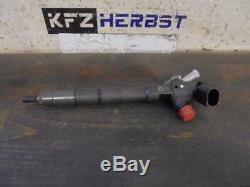 Injector Vw Golf VII 7 To 04l130277d 1.6tdi 81kw Cxxb 198704