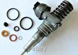 Injectors Volkswagen Audi Skoda Mitsubishi 2.0 Tdi-read 0414720454-03g130073g