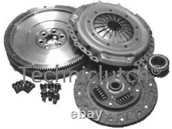 Kit Clutch And Flying With Bolts For Vw Volkswagen Golf 1.9 Tdi 1.9tdi Mk V