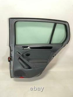 Left Rear Door Volkswagen Golf 6 2.0 Tdi 16v Turbo /r42192937