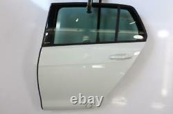 Left Rear Door Volkswagen Golf 7 Phase 1 1.6 Tdi 16v Turbo/r46732555