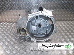 Lhw Used Meca Gearbox 5rp Volkswagen Golf VI 1.6l Tdi An 2011